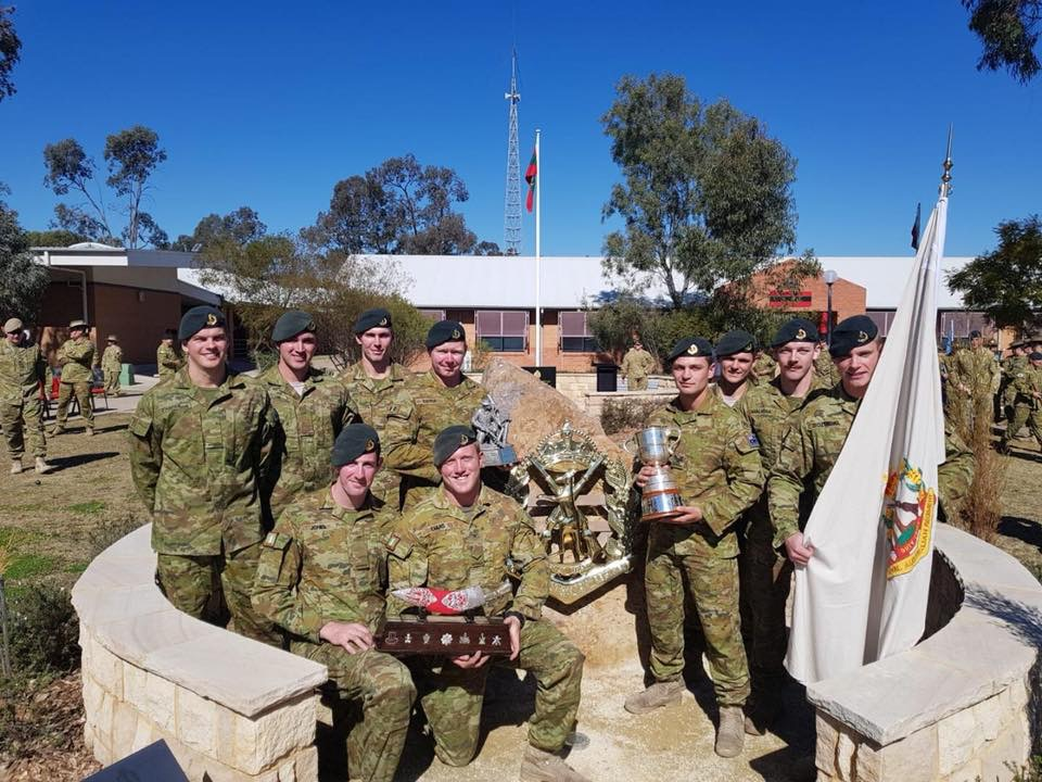 6 RAR - Road to winning the Duke of Gloucester Cup and Gold at Cambrian Patrol 18