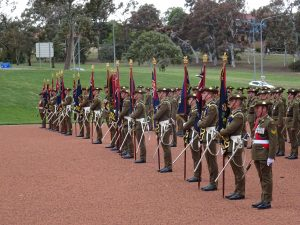 The Royal Australian Regiment – 70th Anniversary Celebrations