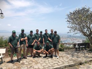 The Foundaton's Vietnam Battlefield tour 2019